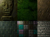 bump-mapped texture sampler from Medieval (by Dr Strangelove)